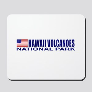 Hawaii Volcanoes National Par Mousepad