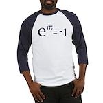 Euler's Formula Baseball Jersey