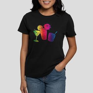 Happy Hour Women's Dark T-Shirt