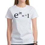Euler's Formula Women's T-Shirt