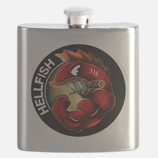Funny Simpson Flask