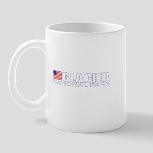 Glacier National Park Mug