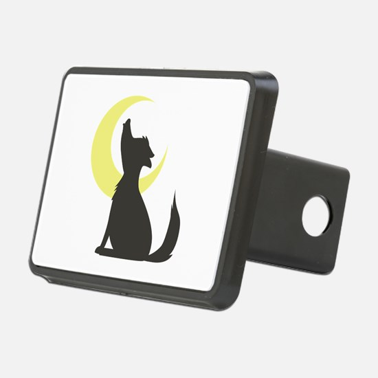 Howl At Moon Hitch Cover