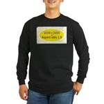 Black Cap Image 3 Long Sleeve Dark T-Shirt