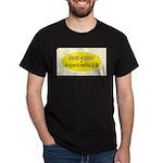 Black Cap Image 3 Dark T-Shirt