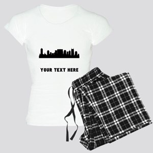 Nashville Cityscape Skyline (Custom) Pajamas