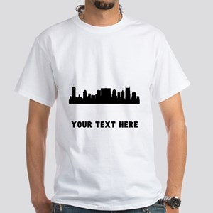 Nashville Cityscape Skyline (Custom) T-Shirt