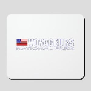 Voyageurs National Park Mousepad