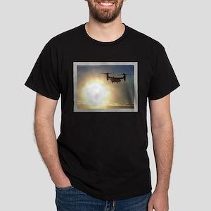 CV-22 Osprey Sunburst Dark T-Shirt