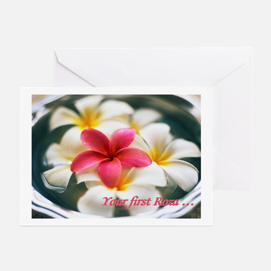 Your First Roza Greeting Cards (Pk of 20)