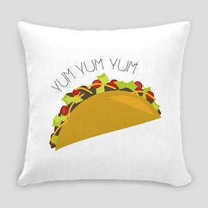 Yum Yum Everyday Pillow