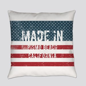 Made in Pismo Beach, California Everyday Pillow