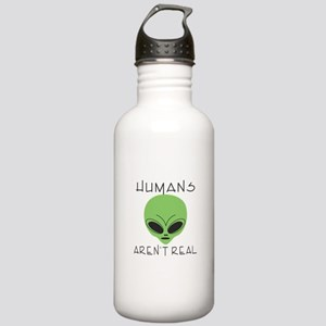 Humans aren't real Stainless Water Bottle 1.0L