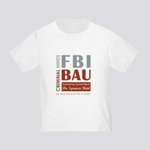 FBI BAU REID Toddler T-Shirt