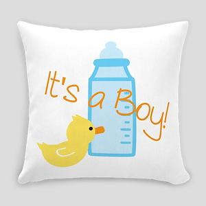 Its a Boy Everyday Pillow