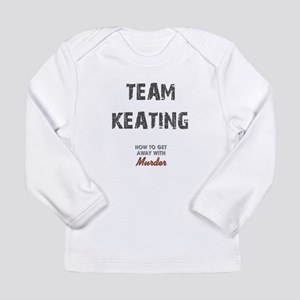 TEAM KEATING Long Sleeve Infant T-Shirt