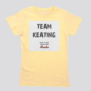 TEAM KEATING Girl's Tee