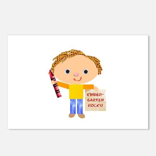 Kindergarten Postcards (Package of 8)