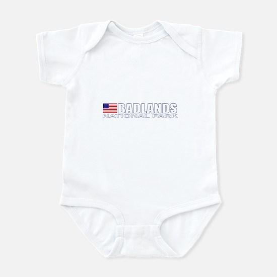 Badlands National Park Infant Bodysuit