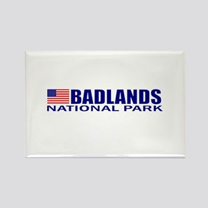 Badlands National Park Rectangle Magnet