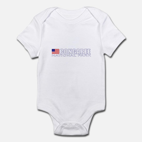 Congaree National Park Infant Bodysuit
