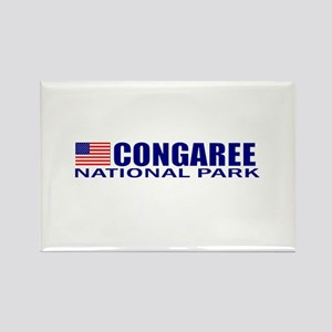 Congaree National Park Rectangle Magnet