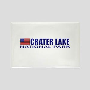 Crater Lake National Park Rectangle Magnet