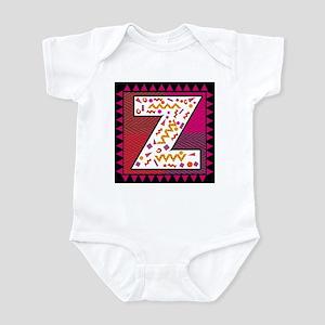 The Letter Z Infant Bodysuit