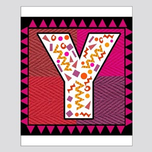 The Letter Y Small Poster