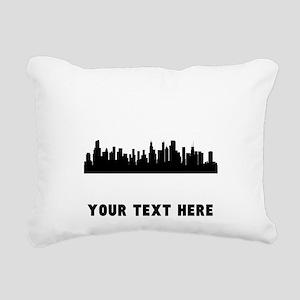 Chicago Cityscape Skyline (Custom) Rectangular Can