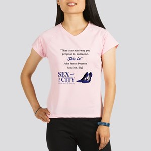 THIS IS NOT THE WAY Performance Dry T-Shirt