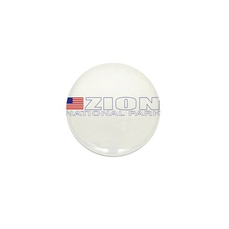 Zion National Park Mini Button (10 pack)