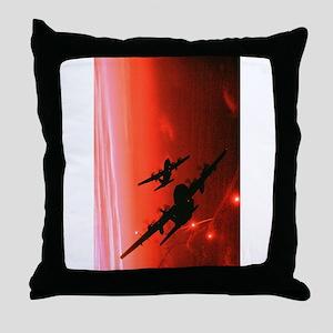 Vulcan's Forge Throw Pillow
