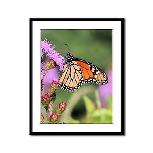 Flutter Framed Panel Print