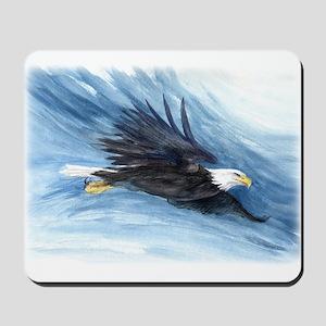 soaring eagle Mousepad