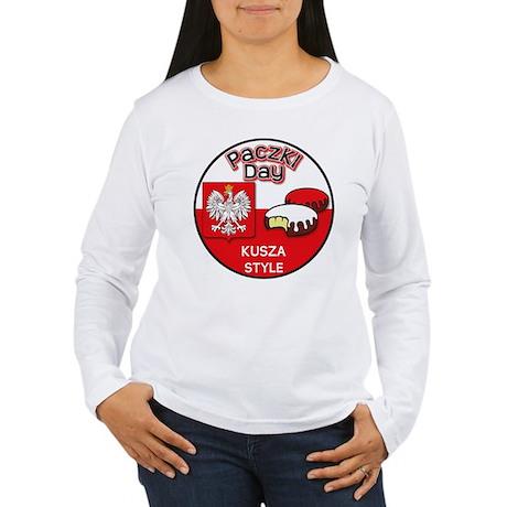 Kusza Women's Long Sleeve T-Shirt