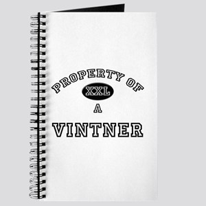 Property of a Vintner Journal