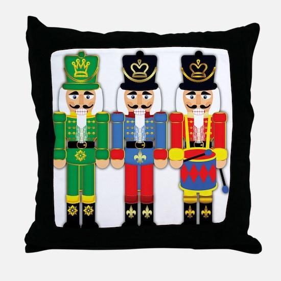 Funny Man Throw Pillow