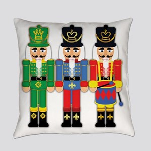 Nutcracker Soldier, Christmas, Everyday Pillow