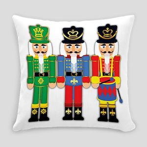 Nutcracker Soldier, Christmas, Everyday Pillow