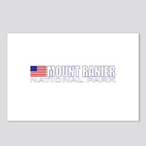 Mount Ranier National Park Postcards (Package of 8