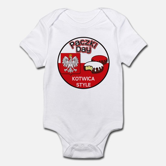 Kotwica Infant Bodysuit
