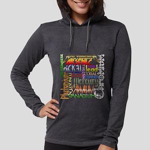 Heavy Metals Long Sleeve T-Shirt
