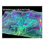 Windham Mountain Small Poster