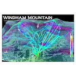 Windham Mountain Large Poster
