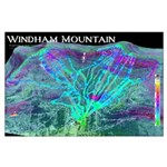 Windham Mountain Large Poster