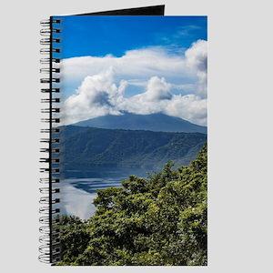 Mombacho Volcano Lake View in Nicaragua Journal