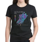 Park City Mountain Resort Women's Dark T-Shirt