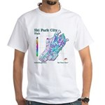 Park City Mountain Resort White T-Shirt