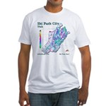 Park City Mountain Resort Fitted T-Shirt